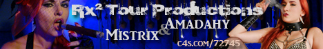 Rx2 Tour Productions Mistrix and Amadahy C4S 72745
