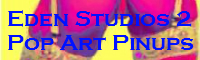 Eden Studios Pop Art Pinup Posters and Gifts store 2